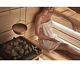 Lavastone, Sauna, Sauna