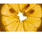 Lemon slice, Lemon